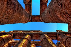 karnak, świątynia
