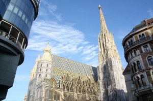 katedra stefana wieden