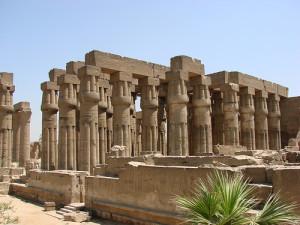 luksor, świątynia