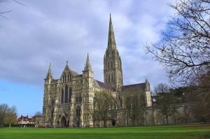 salisbury, katedra