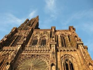 strasburg, katedra