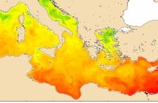 Info dla spóźnialskich albo taktyków: Miejsca, gdzie morze jest jeszcze gorące w październiku