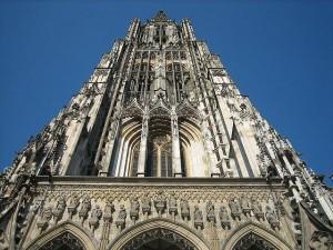 ulm, katedra