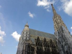 wiedeń, katedra