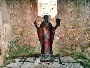 Myra/Demre kościół świętego Mikołaja