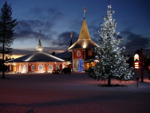 Wioska Świętego Mikołaja Rovaniemi