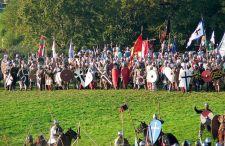 Pola bitwy, muzea, rekonstrukcje. 10 miejsc przełomowych bitew Europy, które warto odwiedzić