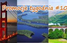Lotnicze okazje tygodnia #10 Szkocja od 8 zł, Finlandia tanio i Kalifornia z Polski