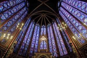 saint chapelle paryż