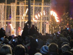 sztokholm sylwester