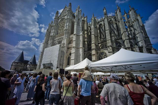 Beauvais katedra