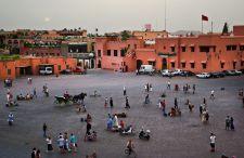 Cuda architektury #3 Plac Dżemaa el Fna czyli kolorowe serce Marrakeszu [+Wideo]