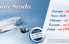 Dwudniowa Szalona Środa PLL LOT – promocyjne kierunki z Dreamlinerami