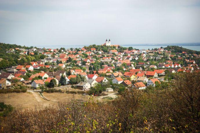 półwysep tihany wioska