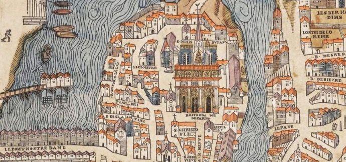 paryz sredniowieczny