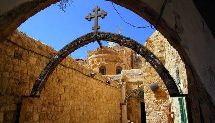 jerozolima bazylika grobu via dolorosa