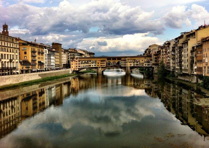 ponte veccio florencja