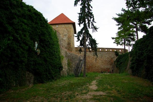zamek w nitrze słowacja
