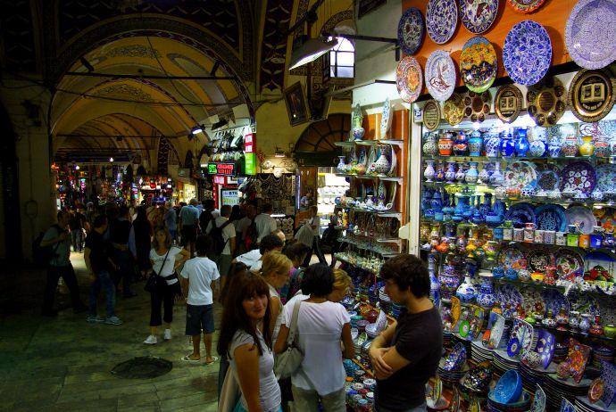 Wielki bazar stambuł