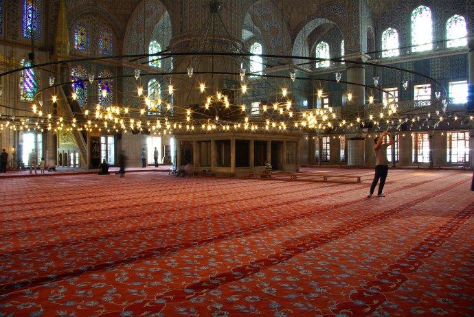 blekitny meczet stambuł