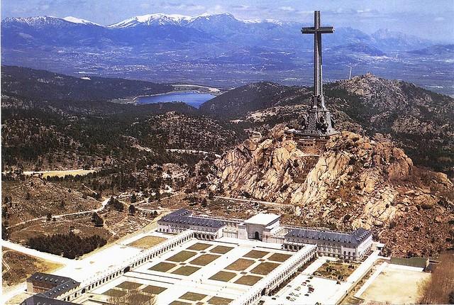 dolina meczenników hiszpania