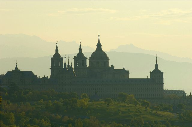 escorial hiszpania pałac