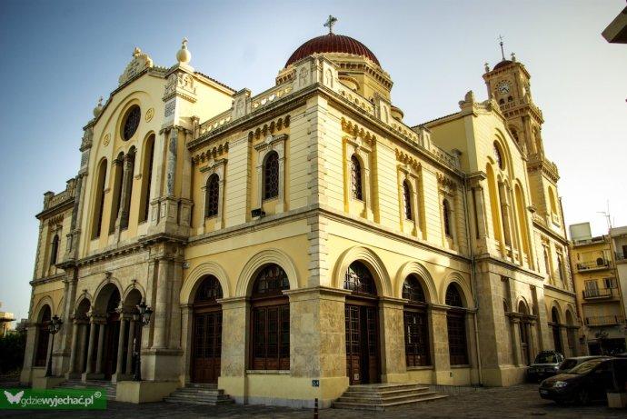 katedra heraklion