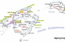 Propozycje lotów na dwie piękne wyspy. Sardynia i Majorka od 221 zł w dwie strony