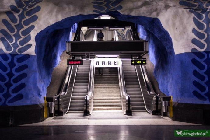sztokholm metro