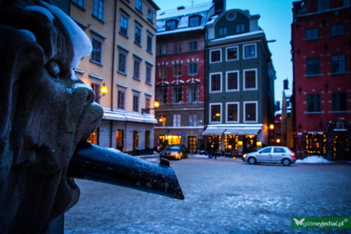 sztokholm rynek