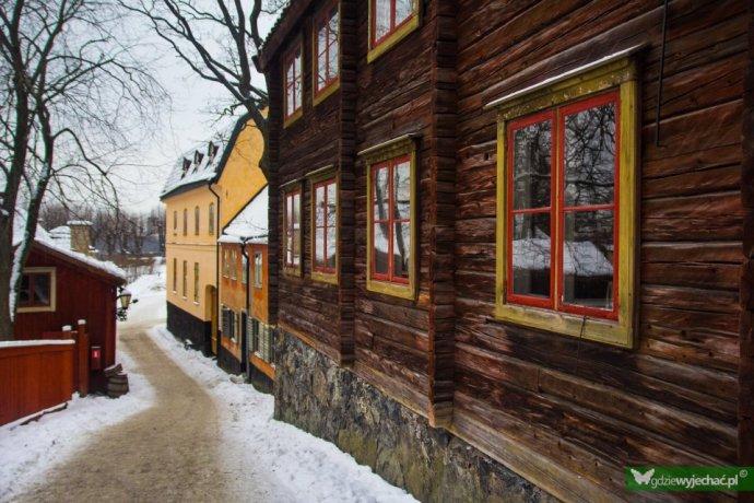 sztokholm skansen