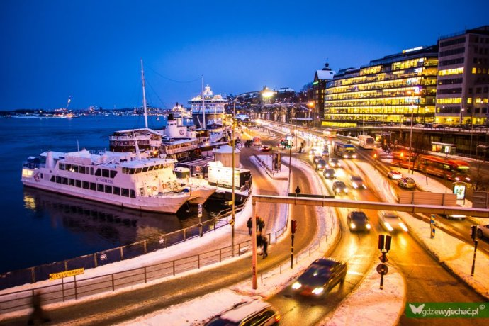 sztokholm slusset
