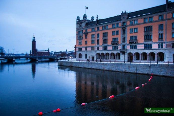 sztokholm zamek
