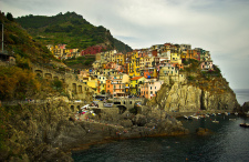Cuda natury #5 – Cinque Terre. Malowniczych wioski na Wybrzeżu Liguryjskim. Stać Cię na odwiedziny!