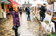Artystyczne Montmartre przyciąga nas jak magnes. A kiedyś zwykła… wioska