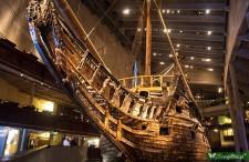 Muzeum Vasa. Widzieliście taaaaki statek? Byliśmy, zobaczyliśmy i zachwyciliśmy się! [WIDEO]