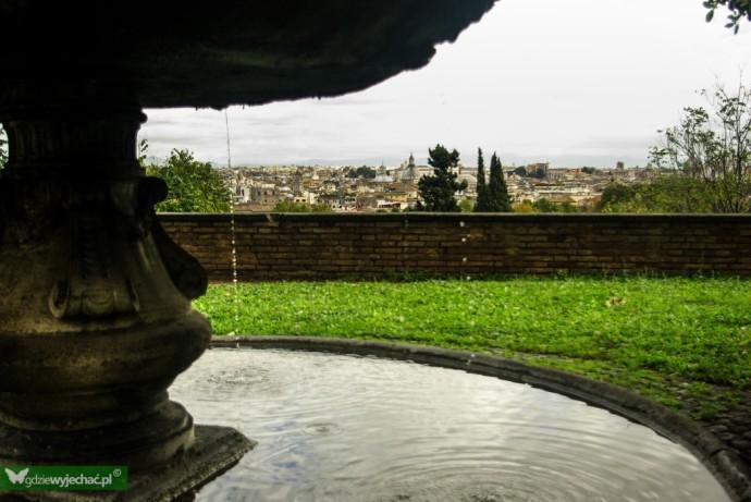 rzym onofrio