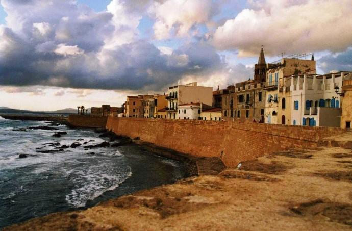 alghero sardynia bastion