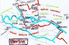 Gdzie się podziały berlińskie podziały? Ślady Muru w dzisiejszym mieście [+MAPA]