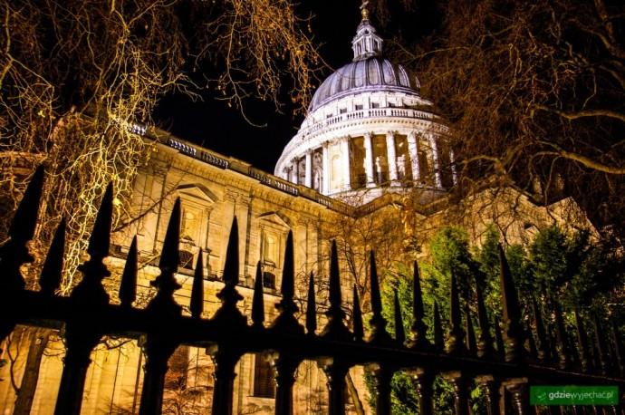 londyn katedra sw pawla