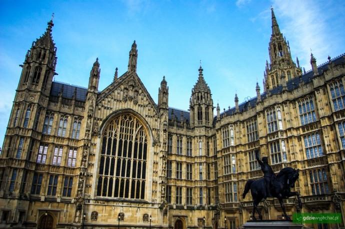 londyn parlament