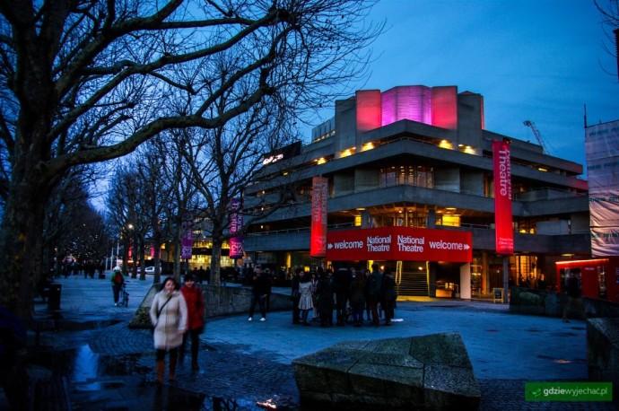 londyn teatr