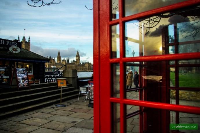 londyn widok