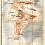 mapa san gimignano