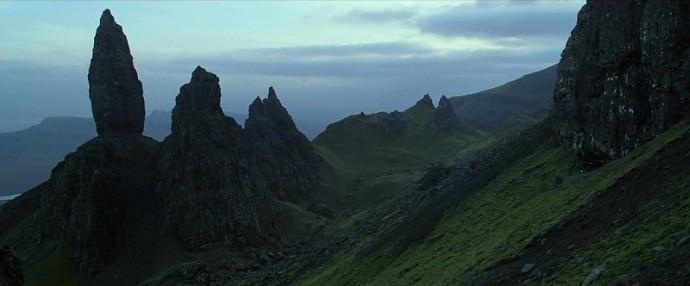 wyspa skye prometeusz
