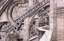 Katedra w Mediolanie Galeria widokowa na dachu
