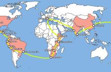 Jak podróżować dookoła świata? Oto 10 przykładowych tras dla każdego