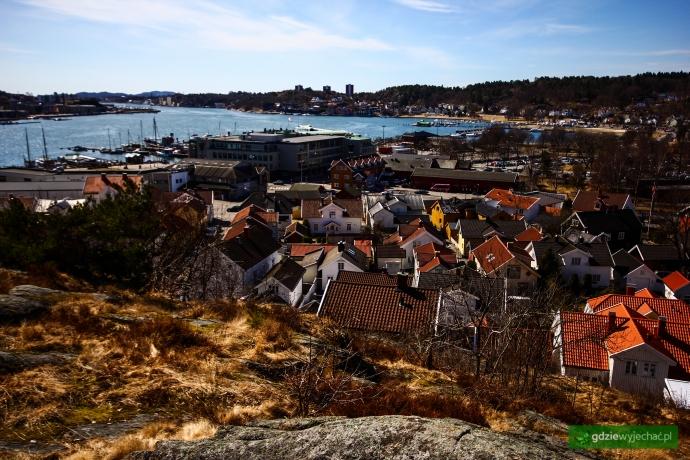 panorama sandefjord