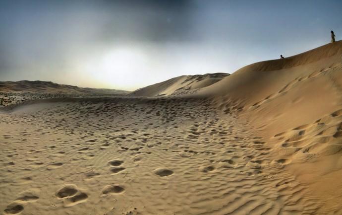 pustynia Rub Al Khali