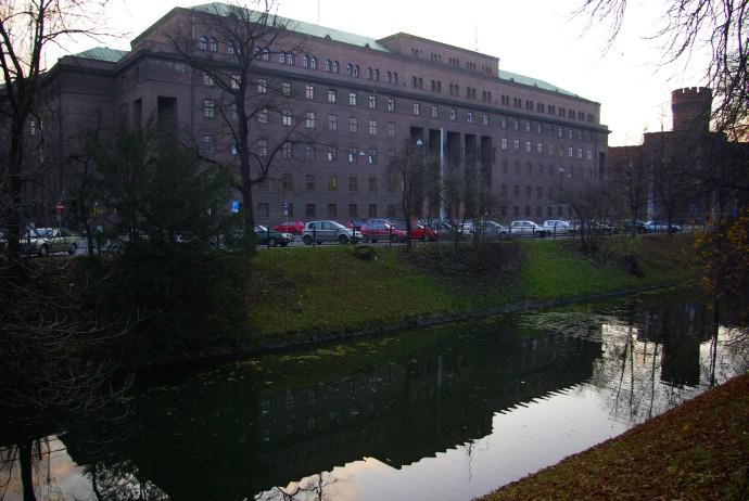 siedziba policji wroclaw